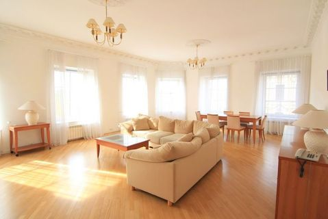 Видовые светлые просторные апартаменты около Невского проспекта - Фото 1