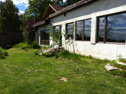 Сдается одноэтажный дом 160 м кв, в Токсово, современный ремонт - Фото 1