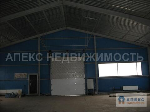 Аренда помещения пл. 974 м2 под склад, производство, , офис и склад . - Фото 4