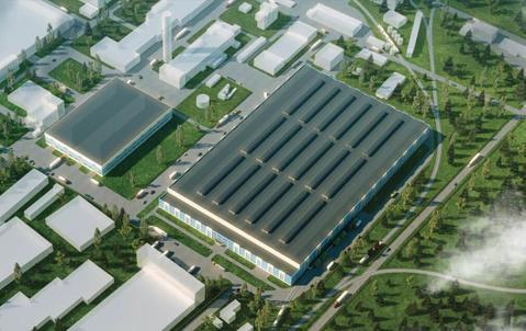 Сдам производственный комплекс 41000 кв. м. - Фото 2