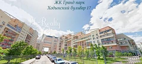 4х комнатная квартира в ЖК Гранд Парк, Москва - Фото 1