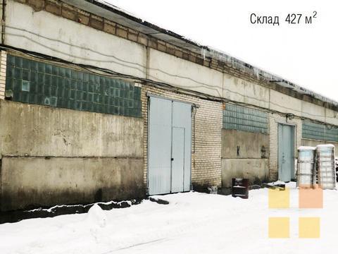 Склад 427 кв.м. в Новом Девяткино, охраняемая территория - Фото 1