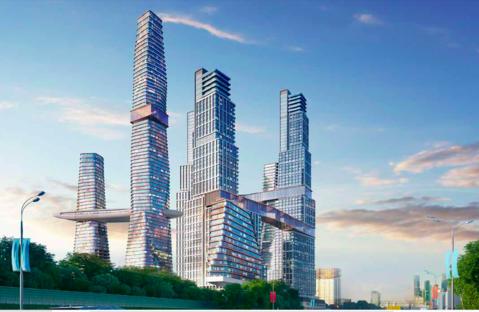 В небоскребе роскошь на старте продаж возле ТТК Донской район - Фото 3
