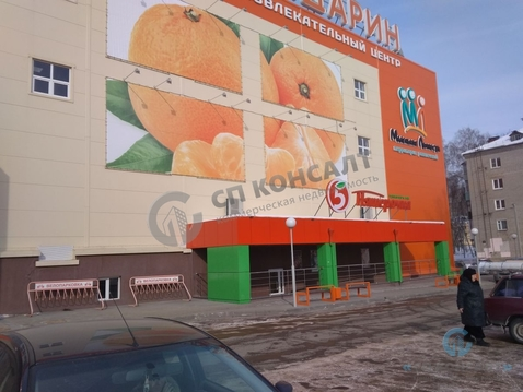 Аренда торгового помещения 150 кв.м. в ТЦ Мандарин - Фото 1