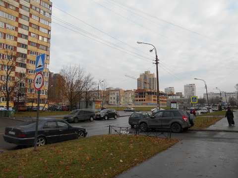 Продам очень теплую двухкомнатную квартиру м. Озерки ул. Кустодиева 2 - Фото 3