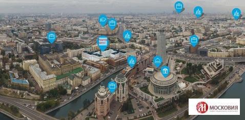 2-комнатная квартира 77 кв.м Центр Москвы Замоскворечье Садовое кольцо - Фото 4