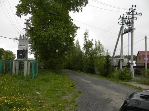 Участок 6 сот. , Боровское ш, 18 км. от МКАД. - Фото 4