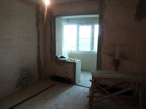 3 комнатная квартира с 3 лоджиями в г. Чехов - Фото 4