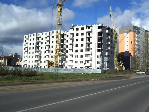 Продажа 1-к квартиры 40,02 м2 - Фото 1