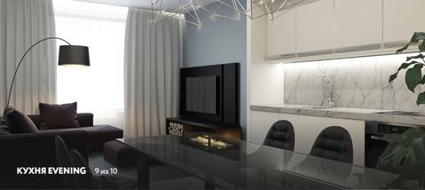 Квартира С готовой евроотделкой И мебелью м.фили - Фото 1
