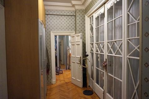 Двухкомнатная квартира 66м2 в фасадном сталинском доме, м.Смоленская - Фото 5