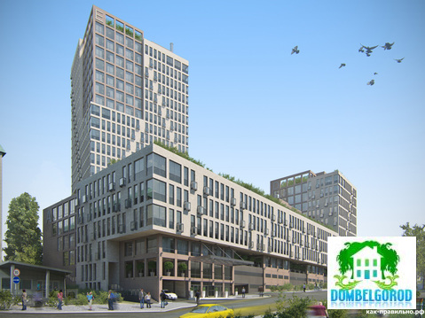 Офисное здание в центре Белгорода