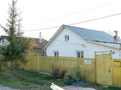 Кирпичный Дом 62 кв.м. 6 Соток — Поселок Творогово, 28-я Линия, д. 3 - Фото 1