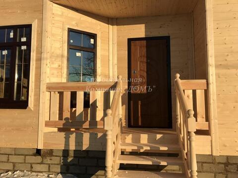 Новый зимний дом С пропиской В жилом селе С газом. - Фото 4