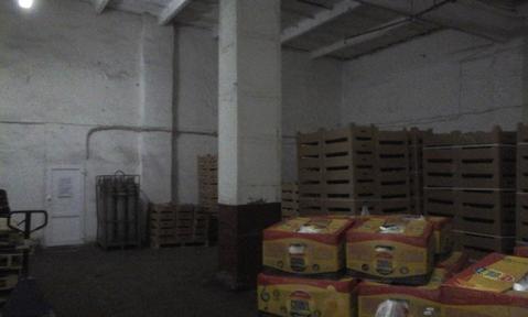 Аренда склада на Гурьевском рынке, 200 кв.м. - Фото 1