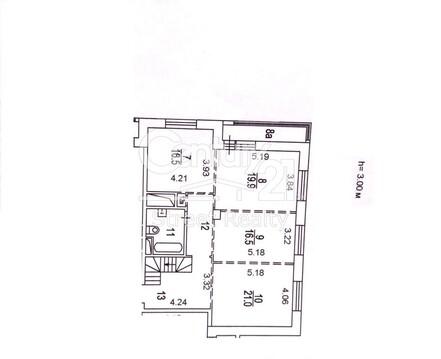Продажа квартиры, м. Кунцевская, Ул. Екатерины Будановой - Фото 5