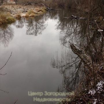 Участок, Калужское ш, 19 км от МКАД, Ильечевка, Коттеджный поселок . - Фото 1