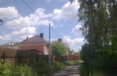 Участок, в г.Одинцово, пос.Баковка, ул.Пролетарская - Фото 1
