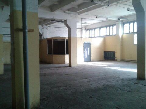 Отапливаемый склад 1100кв.м с пандусом. - Фото 3