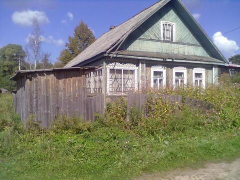 Дом на реке Ловать. - Фото 1