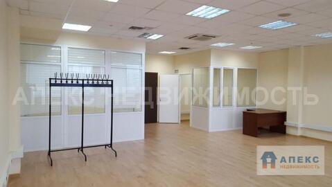 Аренда офиса 95 м2 м. Калужская в бизнес-центре класса А в Коньково - Фото 2