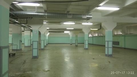 Производственно - складское помещение ул. Новоселов 49, 500м2, 1эт - Фото 1