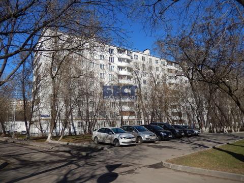 Однокомнатная Квартира Москва, проспект Рязанский проспект, д.91, . - Фото 1