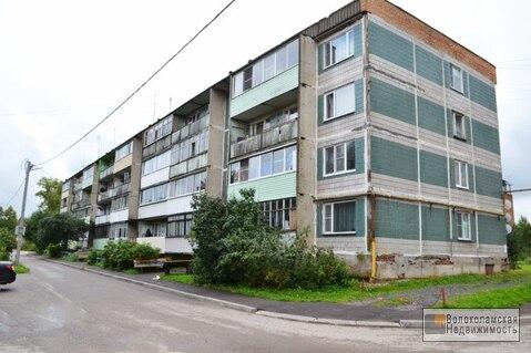 Двухкомнатная квартира в Волоколамске, жд станция в шаг.доступности - Фото 1