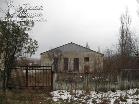Продажа производственной базы под строительную компанию в Старом Крыму - Фото 2