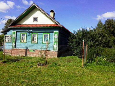 Дом 40 кв.м. на участке 16 соток в деревне Ченцы, Кашинского р-на, Тве - Фото 3