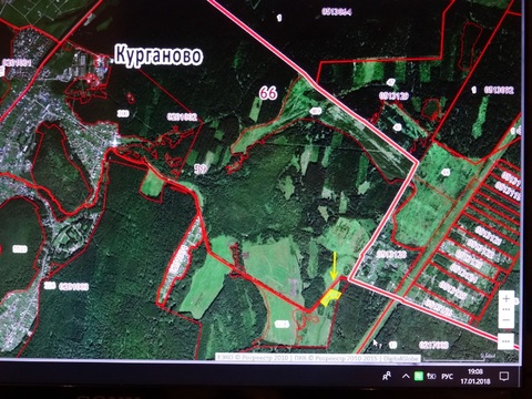 Большой участок, с. Курганово, 20 км от Екатеринбурга - Фото 3
