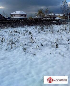 Земельный участок 11.08 сотки, ПМЖ, Новая Моква, 20 км. Киевское ш. - Фото 1