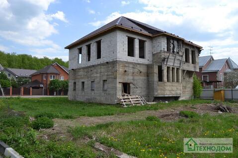 Дом 383 кв.м д.Северово, г.Подольск - Фото 4