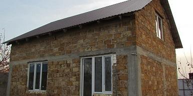 Дачный дом 115м капитальный Фиолент. - Фото 5