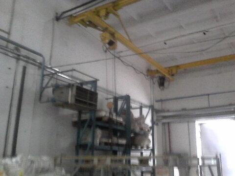 Производственное помещение 518 кв.м на охраняемой асфальтированной тер - Фото 1