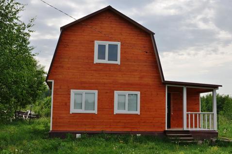 Дом 80 кв.м. на участке 13 соток в ДНТ Полесье. д.Финеево. - Фото 5