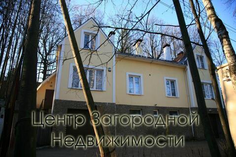 Таунхаус, Рублево-Успенское ш, 8 км от МКАД, Жуковка д. Одинцовский .