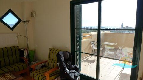 Продается красивый таунхаус с видом на море в Бенидорме - Фото 5