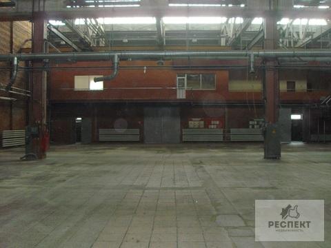 Склад 2000 кв.м, потолки 9м.