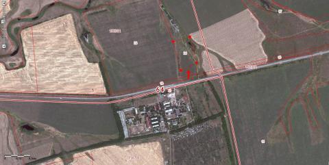 Участок 6,73 Га, 18 км от Балашова по федеральной трассе. - Фото 1