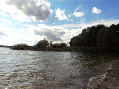 Продам участок 15 соток, 300 метров Море, д. Хотилово. - Фото 1