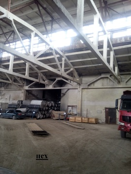 Продаётся промбаза в Крымске 4800 кв.м. участок 3,6 га, р-н Курганной - Фото 5