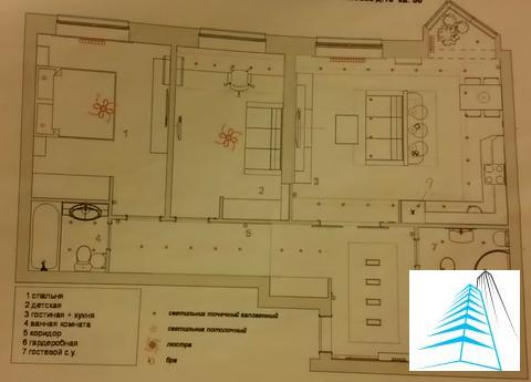 Дом на Беговой 3-х комнатная квартира - Фото 1