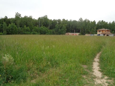 Продается земельный участок 18 соток ИЖС, д.Поляны - Фото 1
