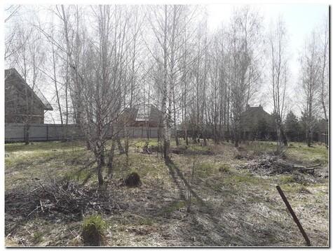 Красивый участок 15 соток в тихой и уютной деревне Горчаково - Фото 1