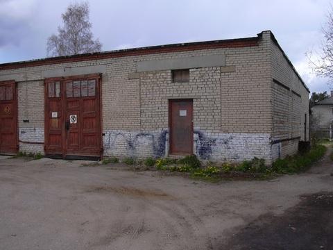 Производственно-складское помещение, п.Старая Руза - Фото 1