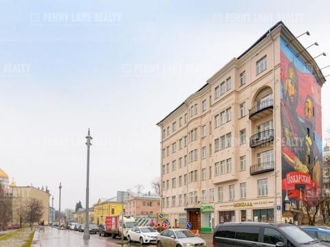 Продается офис в 3 мин. пешком от м. Боровицкая - Фото 1