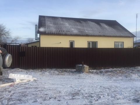 Коттедж п. Луговой, Красноармейский район - Фото 1