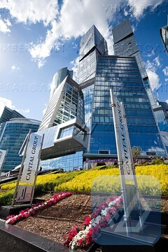 Сдам офис 223 кв.м, бизнес-центр класса A «Город столиц» - Фото 1