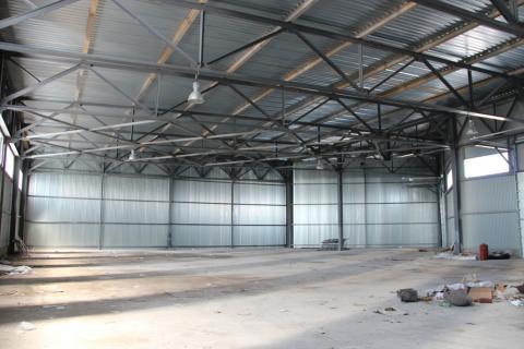 Холодный склад, производство. 10 минут от города 500 кв.м. - Фото 4